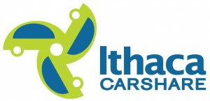 Ithaca Carshare logo