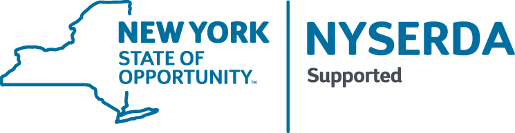 NYSERDA Supported logo
